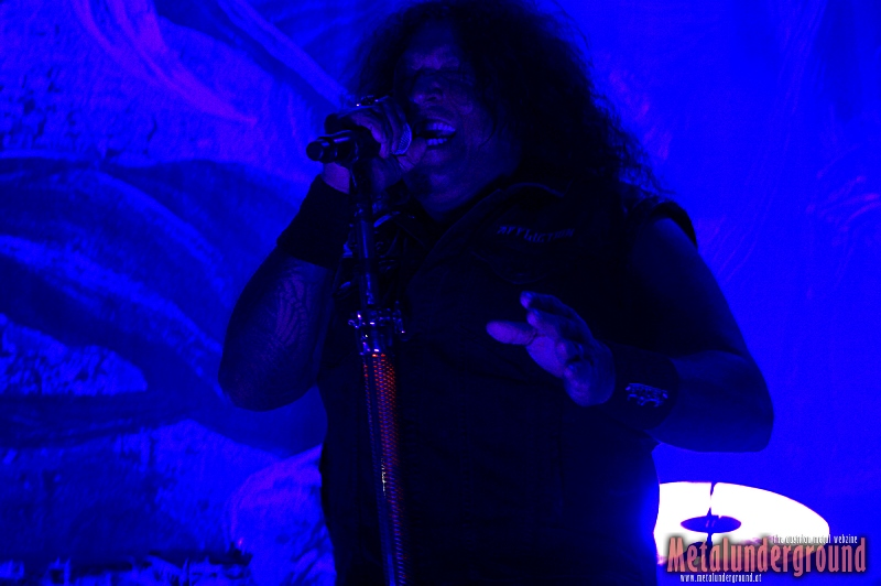 Testament Live Pictures Zenith Muenchen