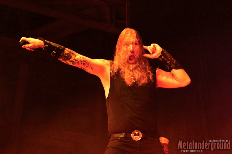 Amon Amarth Live Picture Zenith Muenchen