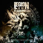 Legion of the Damned – Descend into Chaos (CD)