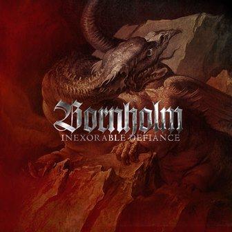 Bornholm - Inexorable Defiance album artwork