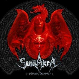 suidakra - Eternal Defiance album artwork