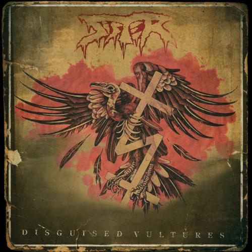 Sister - Disguised Vultures album artwork