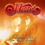 Heart – Fanatic Live From Caesers Colosseum