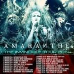 Amaranthe 29.03.14 Backstage, München