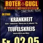 Krankheit, Teufelskreis 02.05. 2014 Roter Gugl, Leitersdorf