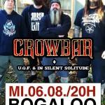 Crowbar 06.08.14 Club Bogaloo, Pfarrkirchen