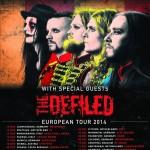 Avatar, The Defiled, Killus – 17. 11. ´14, Backstage-Club München