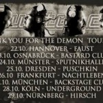 MUSTASCH, TRANSPORT LEAGUE 22.10.14 Faust/Mephisto, Hannover