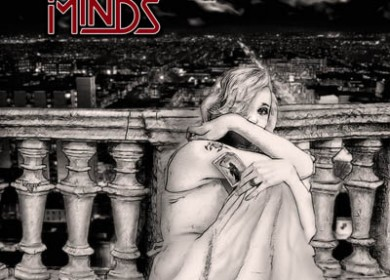 Cover DREADFUL MINDS - Love Hate Lies