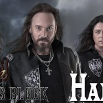 Hammerfall, Orden Ogan, Serious Black 10.02.2015 Arena Wien, Wien