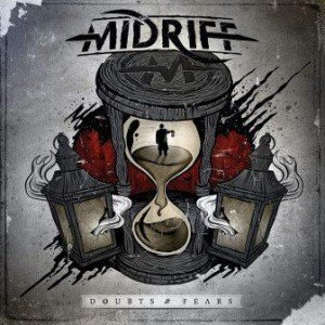 midriff - Doubts Fears album artwork