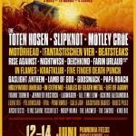 Novarock 2015, 12. – 14. Juni, Nickelsdorf – Tag 1