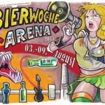Go! Go! Gorillo – Arena Bierwoche 05.08.2015