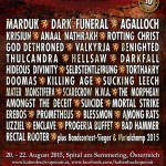 Kaltenbach Open Air 2015, Spital am Semmering