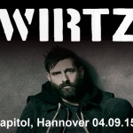 Wirtz, Milliarden 04.09.15 Capitol, Hannover