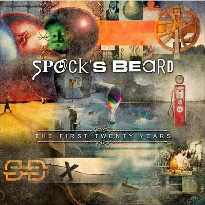 Spock's Beard - The First Twenty Years