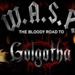 """The Bloody Road to Golgotha-Tour 2015"", W.A.S.P., Lucky Bastardz 30.10.2015, Großer Rathaussaal, Telfs"