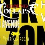 Rock Zone! – Viper Room Vienna – Graveyard Avenue, Whenever, Hellavista, Norah 19.11.15 Viper Room, Wien