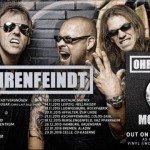 OHRENFEINDT, DONKEY PILOTS 23.01.16 Celle, CD-Kaserne