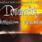 Dornenreich, Aethernaeum, Velnias, Nocturne, Enter the Void 26.03.16 VAZ, Sachsenburg