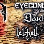 Eyeconoclast, Darkfall, Lelahell, Sucking Leech 04.03.16 MARK.freizeit.kultur, Salzburg