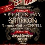Metal On The Hill Festival Graz 2016 – Tag 1, Dom im Berg