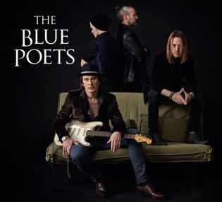 The Blue Poets- The Blue Poets album artwork, The Blue Poets- The Blue Poets album cover, The Blue Poets- The Blue Poets cover artwork, The Blue Poets- The Blue Poets cd cover