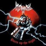 Kryptos – Burn Up The Night