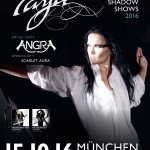 Tarja, 15. Oktober 2016, München, Backstage