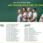 Knorkator 21.10.16 München, Backstage