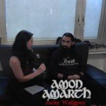 Amon Amarth Interview Jocke Wallgren