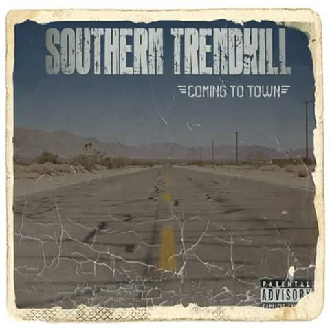 SOUTHERN TRENDKILL - Coming To Town Album Artwork