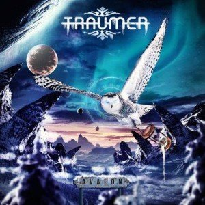TRAUMER - Avalon Cover Artwork