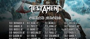 Amon Amarth Tour Flyer 2016