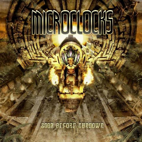 microclocks - soon before sundown album cover