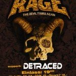 RAGE, MONUMENT, DARKER HALF, DETRACED 16.11.2016 Graz, Explosiv