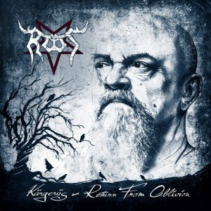Root - Kaergeraes return from oblivion Cd Cover, Root - Kaergeraes return from oblivion Album Artwork, Root CD Cover, Dark Metal, Agonia Records