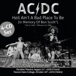 AC/DC – Hell Ain't A Bad Place To Be – 4 Full Live Legendary Radio Broadcast Concerts Remastered
