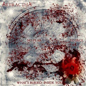 ATTRACTHA - No Fear album artwork