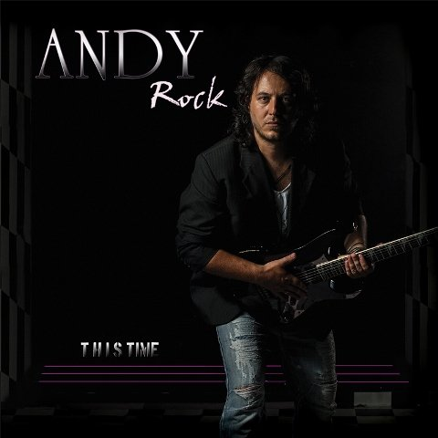 Andy Rock - This Time album artwork