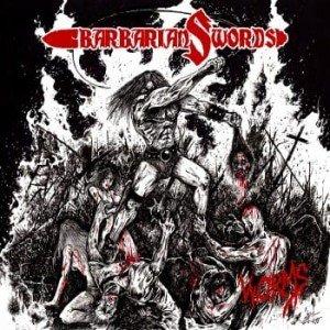 BARBARIAN SWORDS - Worms album artwork
