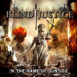 Blind Justices - In the Name of Justice album artwork