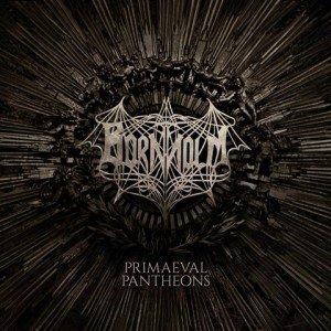 Bornholm - Primaeval Pantheons album artwork