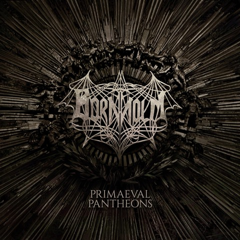 Bornholm - Primaeval Pantheons album artwork