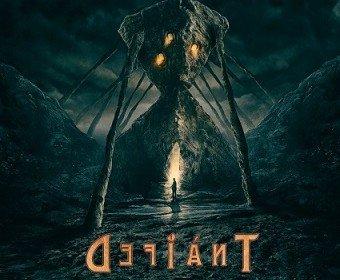 DEFIANT - Time Isnt Healing album artwork