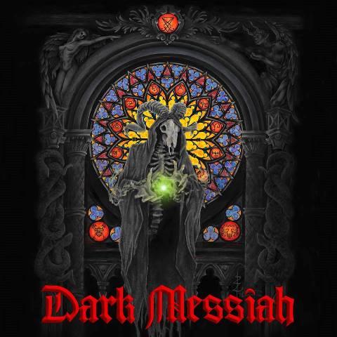 Dark Messiah - Dark Messiah album artwork