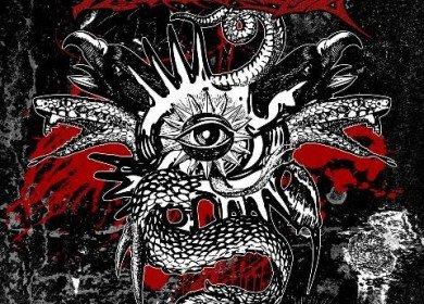 ESCATOLOGY - Blasphemous Godhead album cover