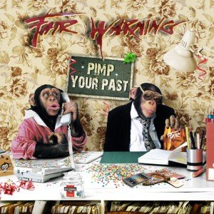 FAIR WARNING - PIMP YOUR PAST album artwork