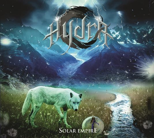 HYDRA - Solar Empire album artwork