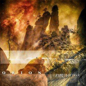 KING BUFFALO - Orion album artwork